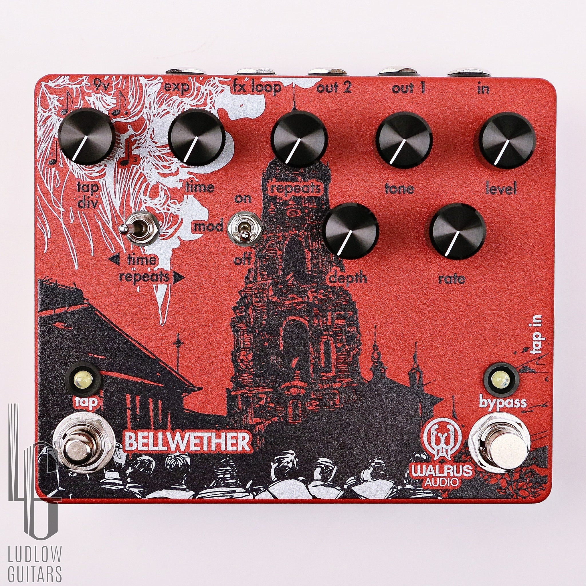 Walrus Audio Bellwether V1 Delay