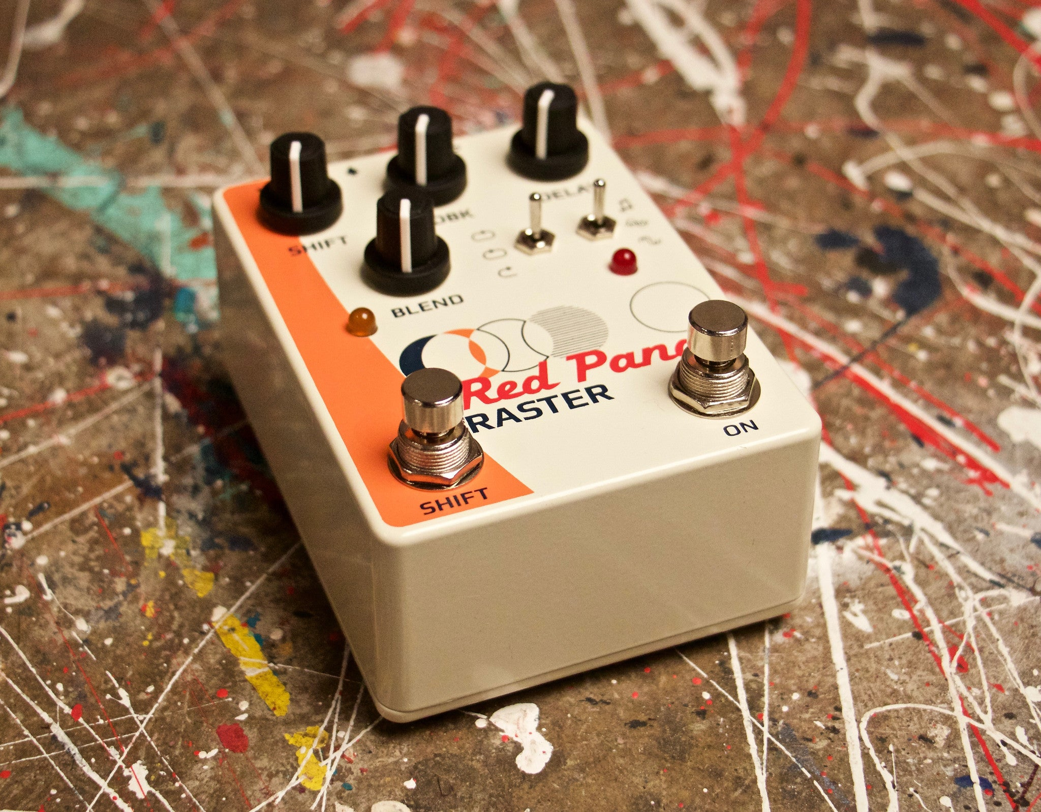 Red Panda Raster Pitch Shifter Delay