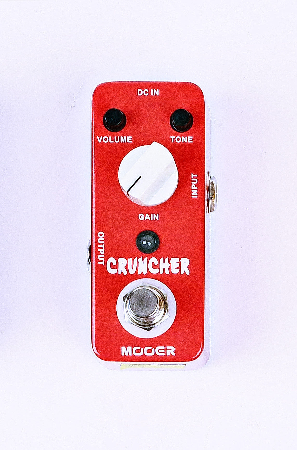 Mooer Cruncher Distortion