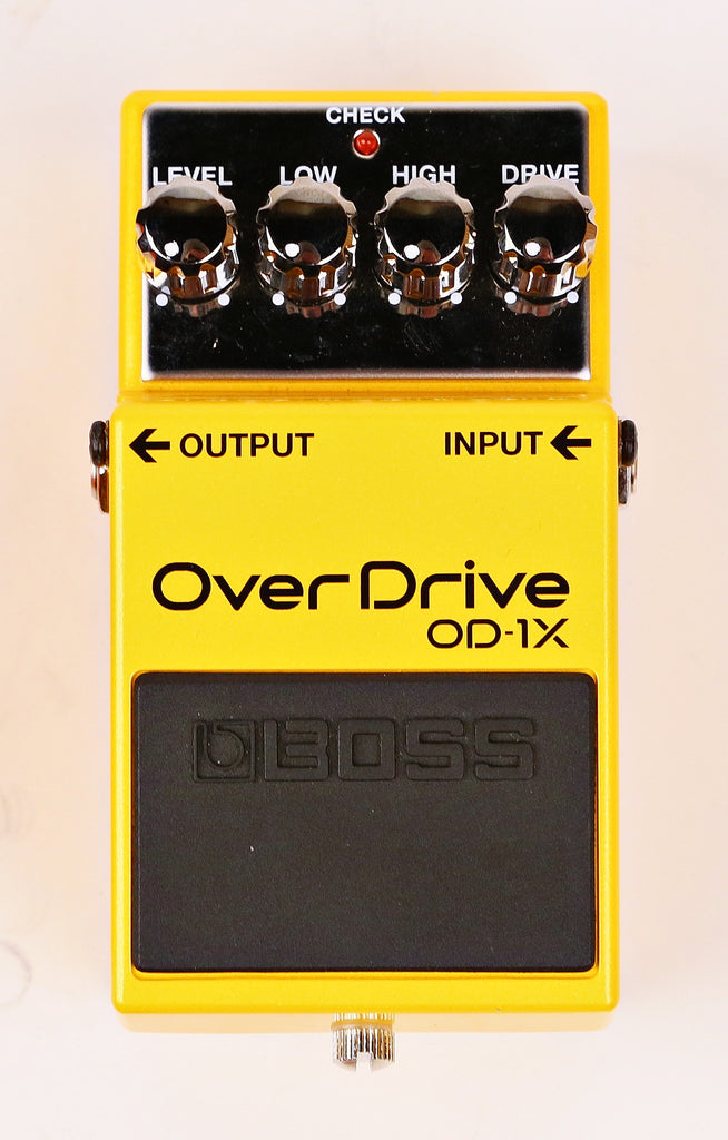 Boss OD-1X Overdrive - Scratch & Dent