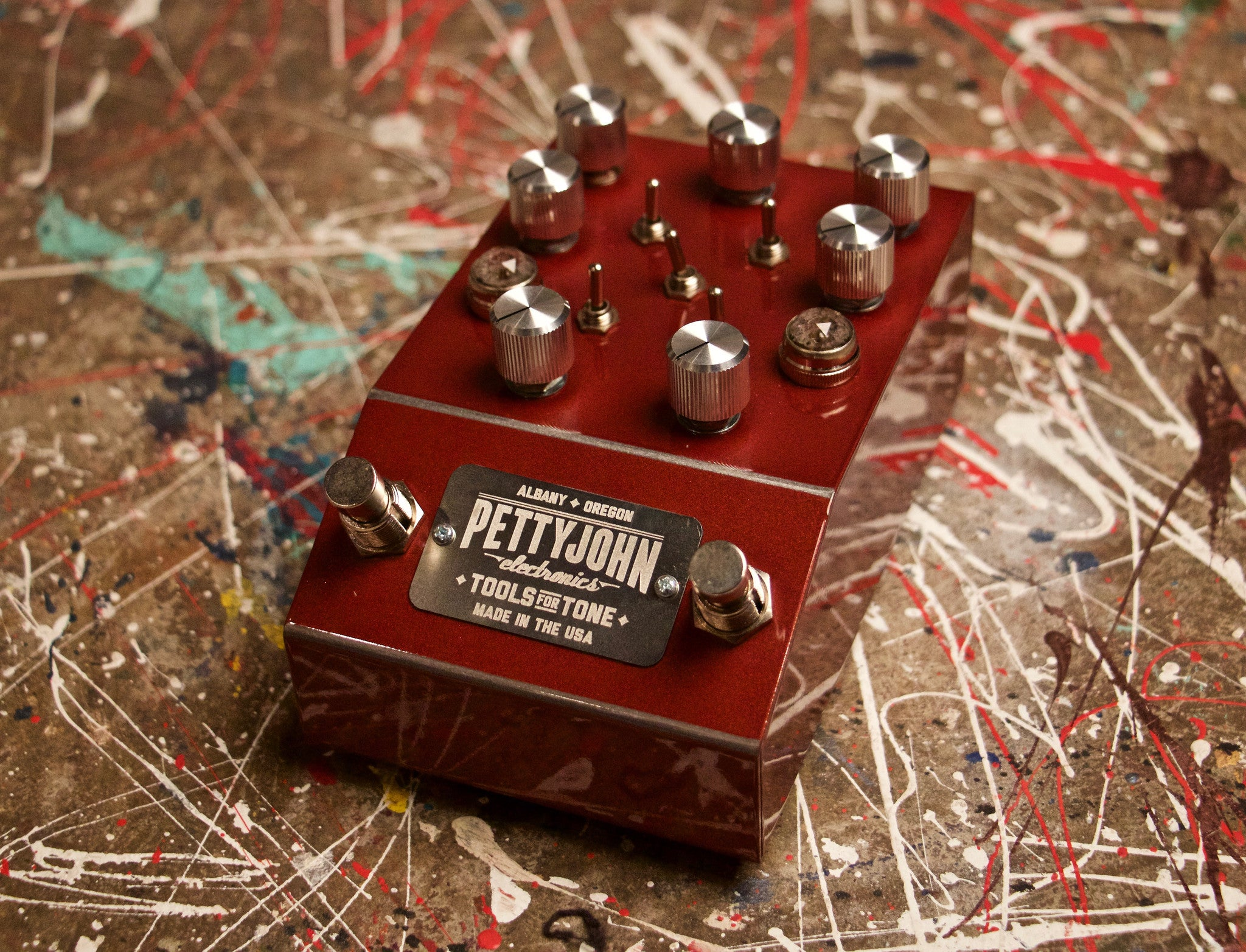 Pettyjohn Pettydrive Deluxe Overdrive/Distortion