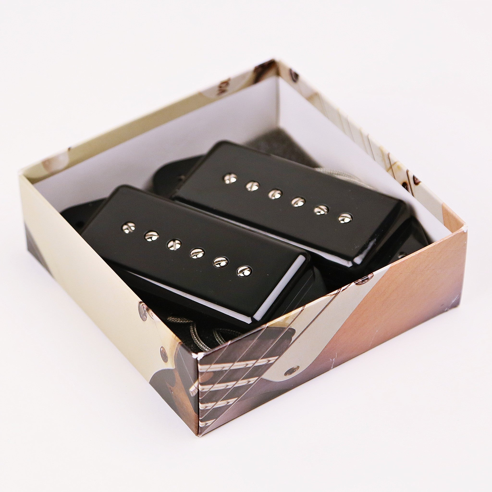 Bare Knuckle Pickups - Pig 90 Dog Ear Set