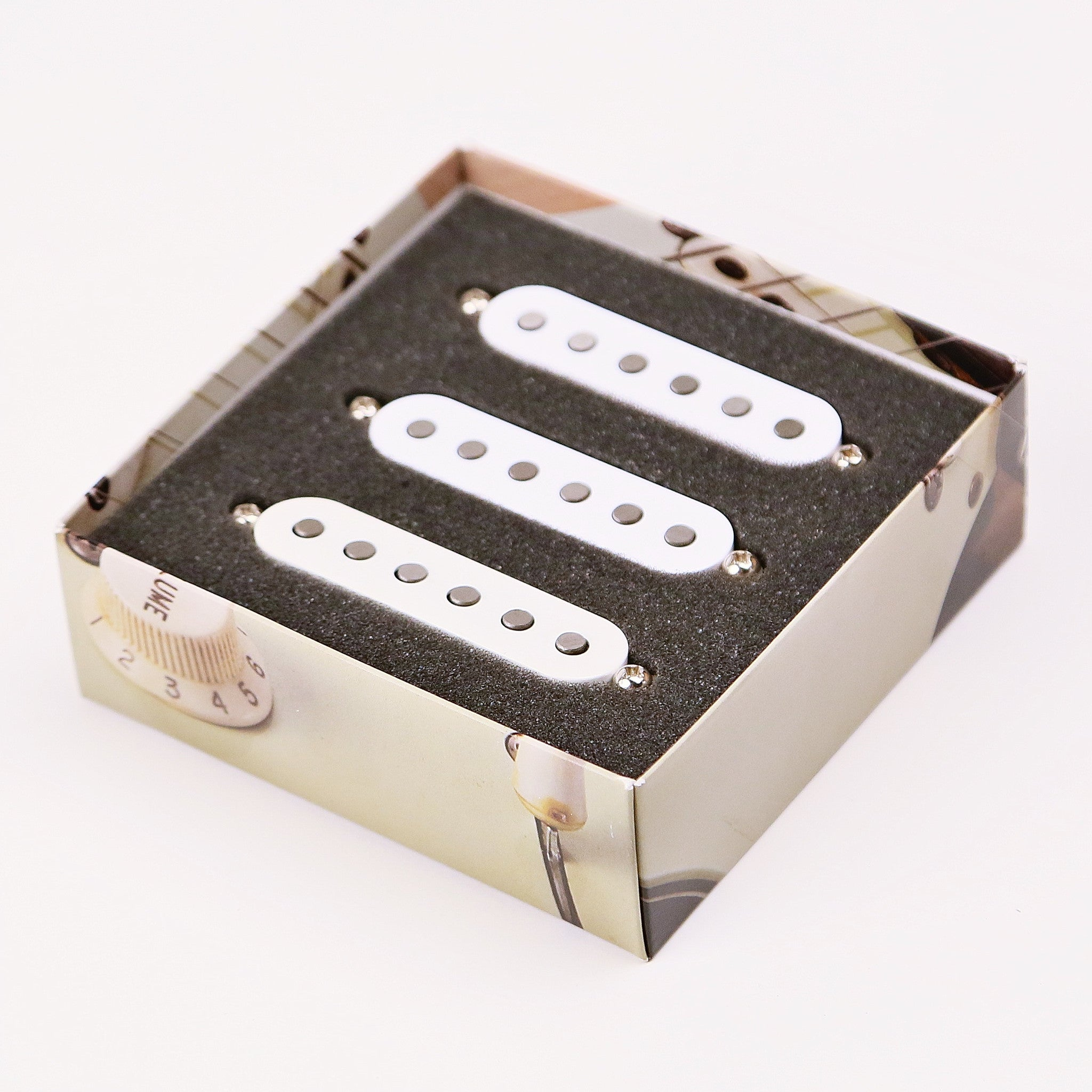 Bare Knuckle Pickups - Apache Set