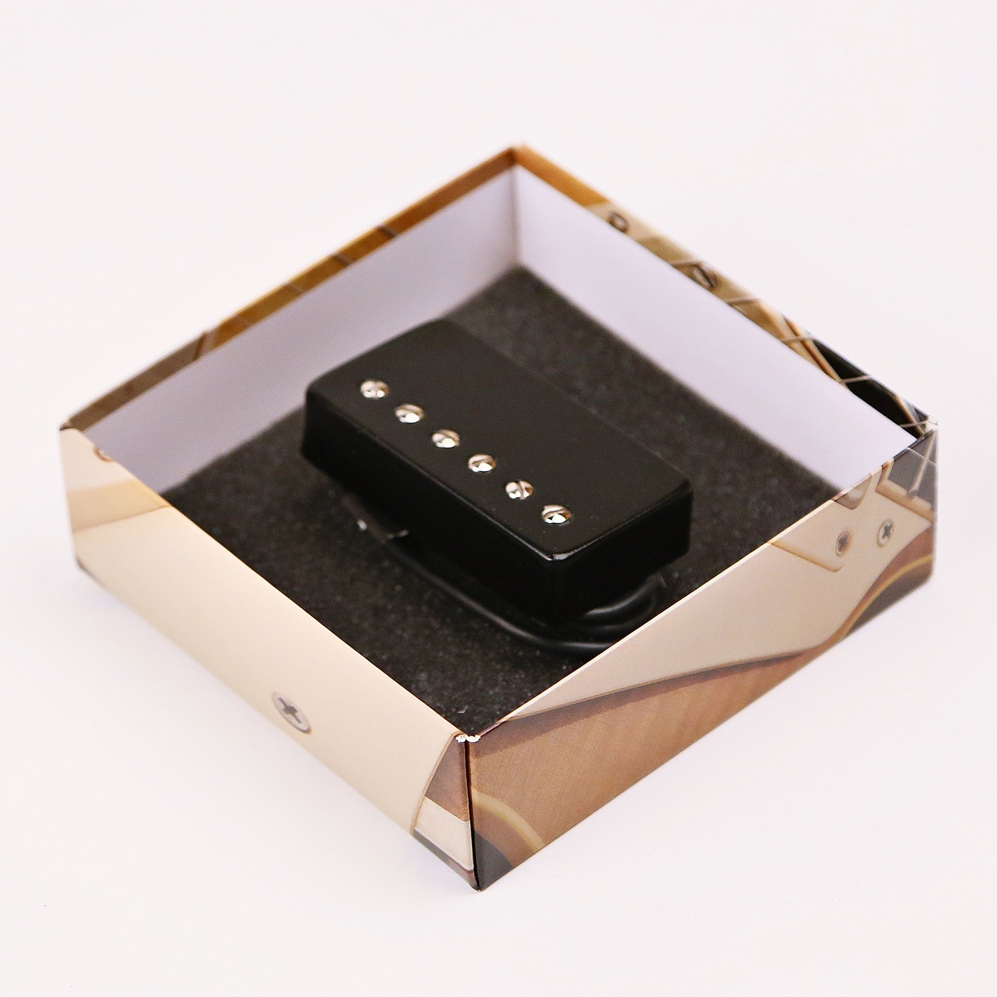Bare Knuckle Pickups - Rebel Yell Black Neck Humbucker