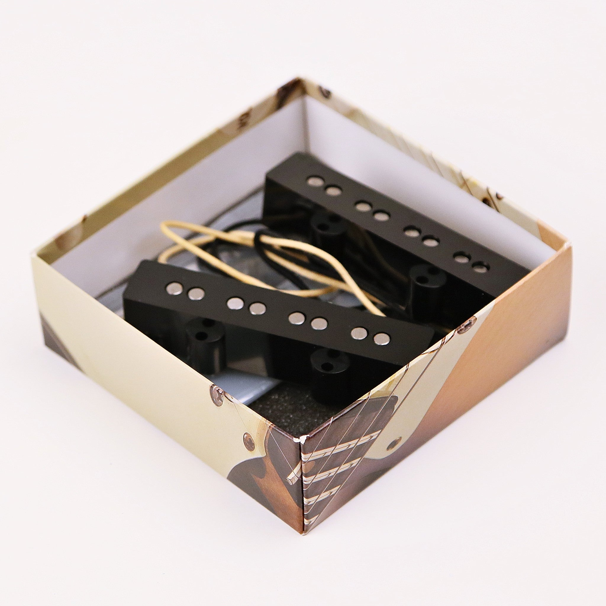 Bare Knuckle Pickups - '60 PE J Bass Set