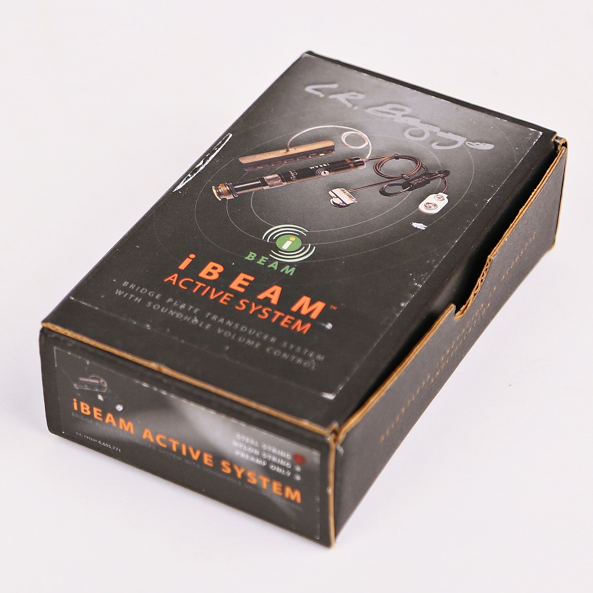 LR Baggs iBeam Active System