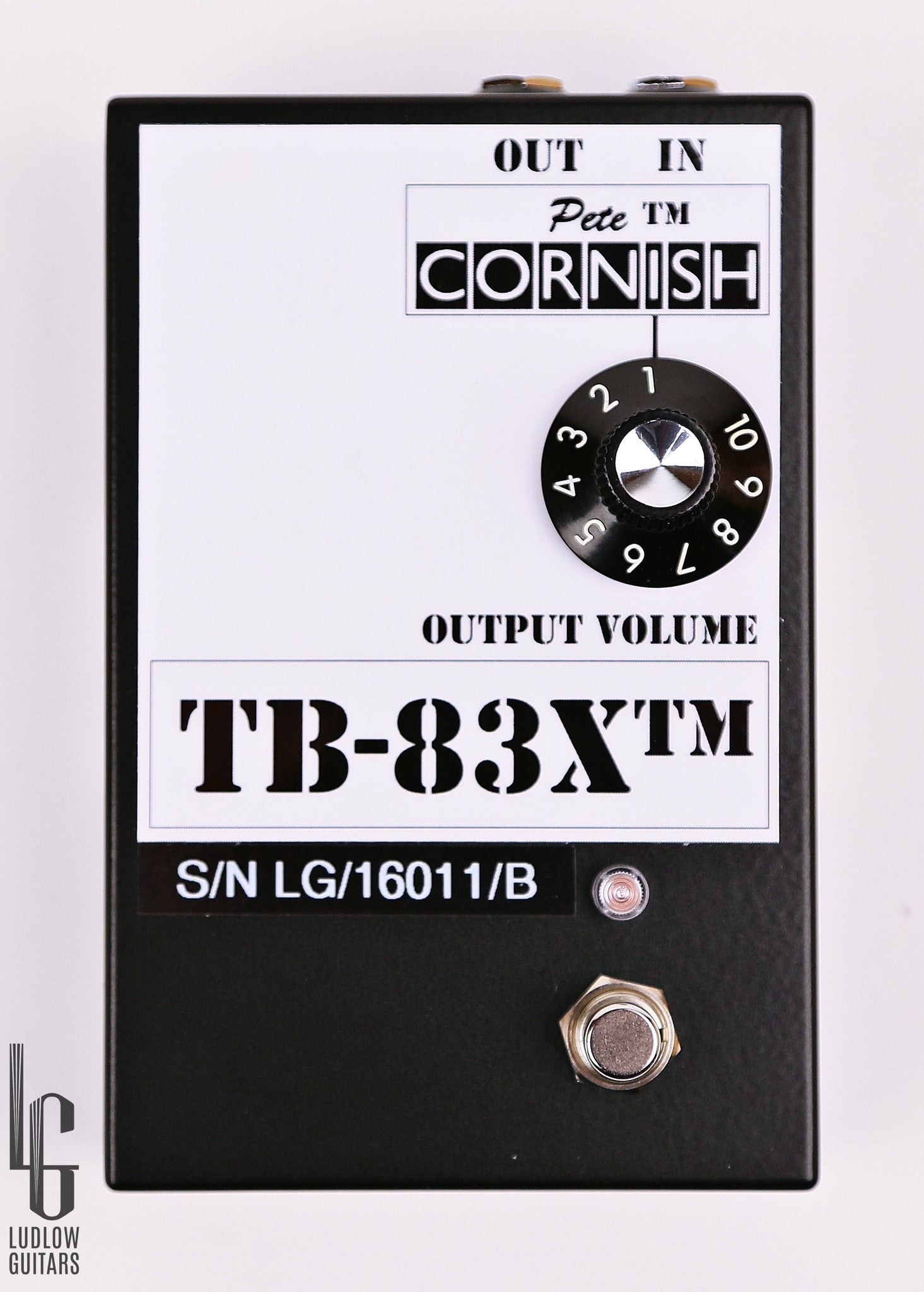 Pete Cornish TB-83X Treble Booster