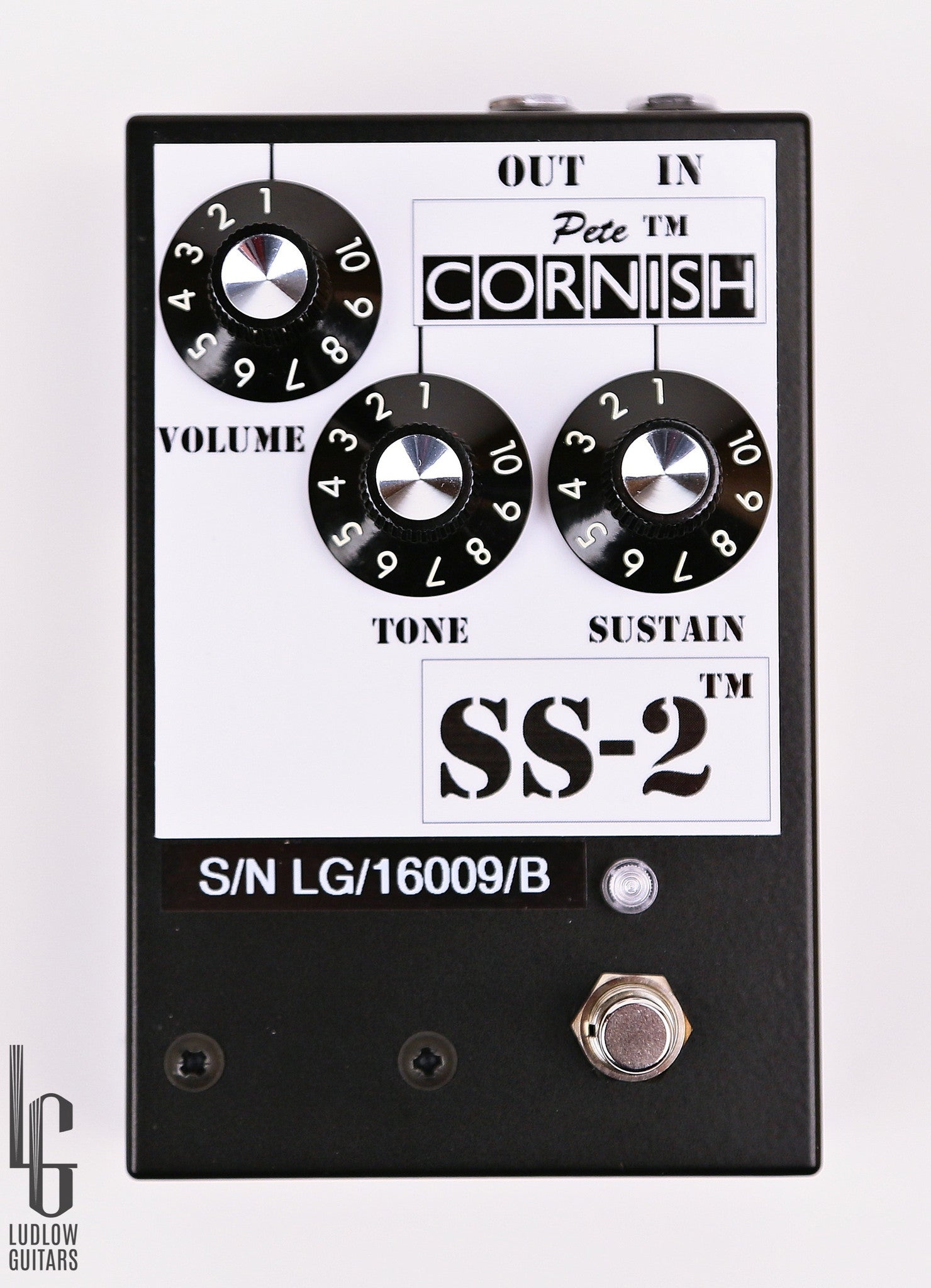 Pete Cornish SS-2 Overdrive/Distortion