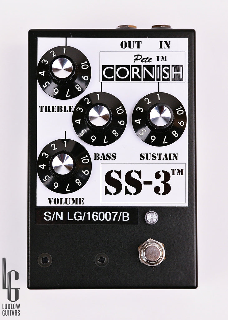 Pete Cornish SS-3