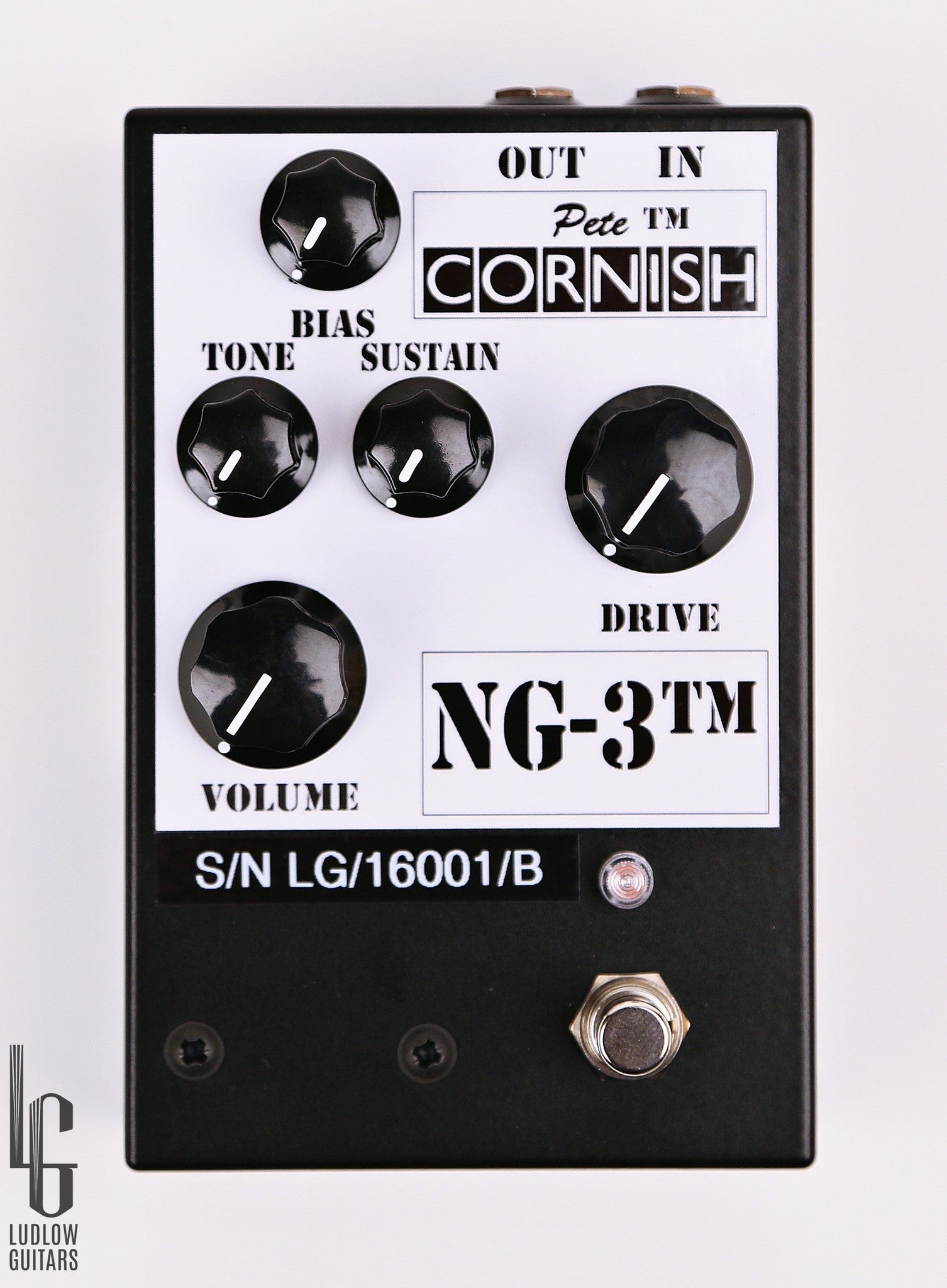 Pete Cornish NG-3