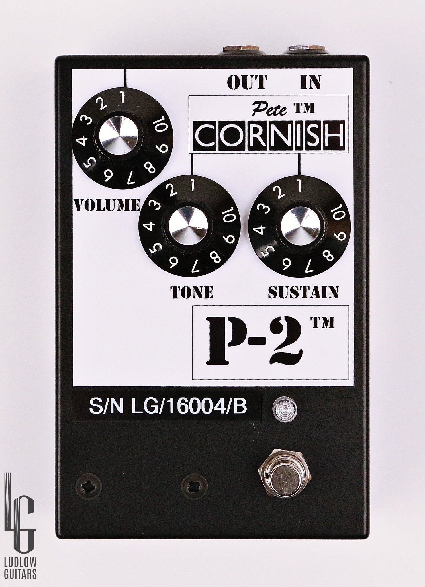 Pete Cornish P-2 Distortion