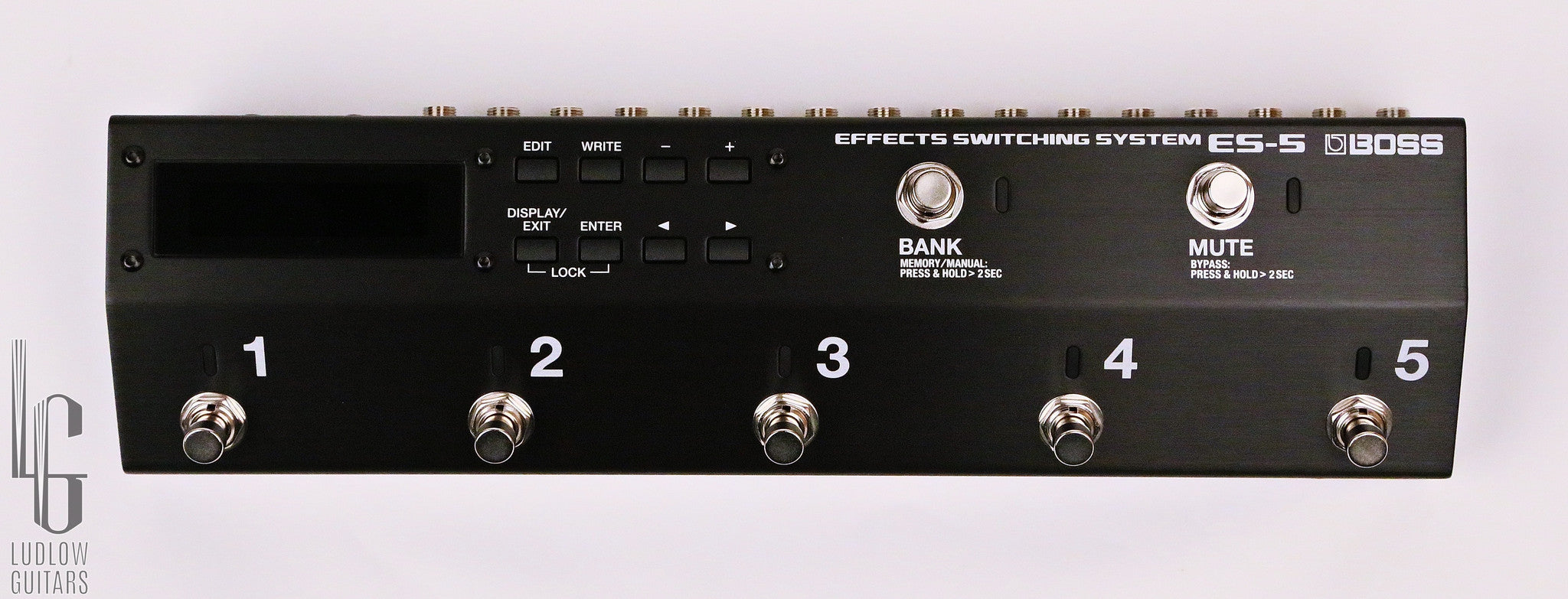 Boss ES-5 Switching System