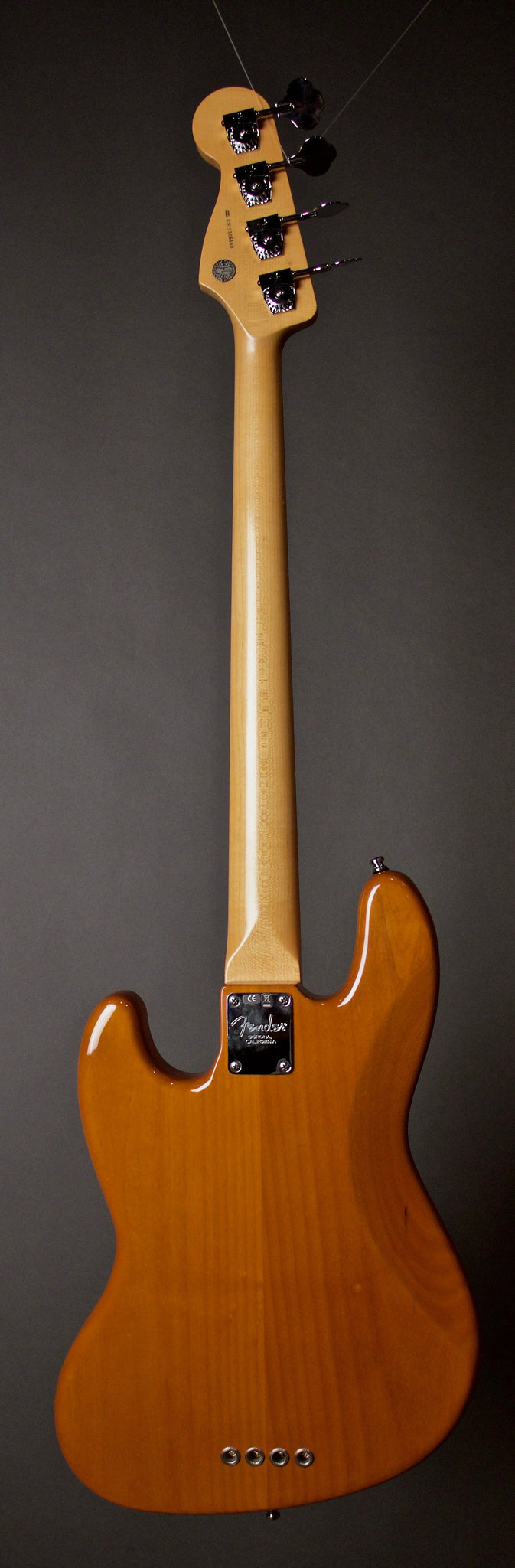 Fender Select Jazz Bass Back