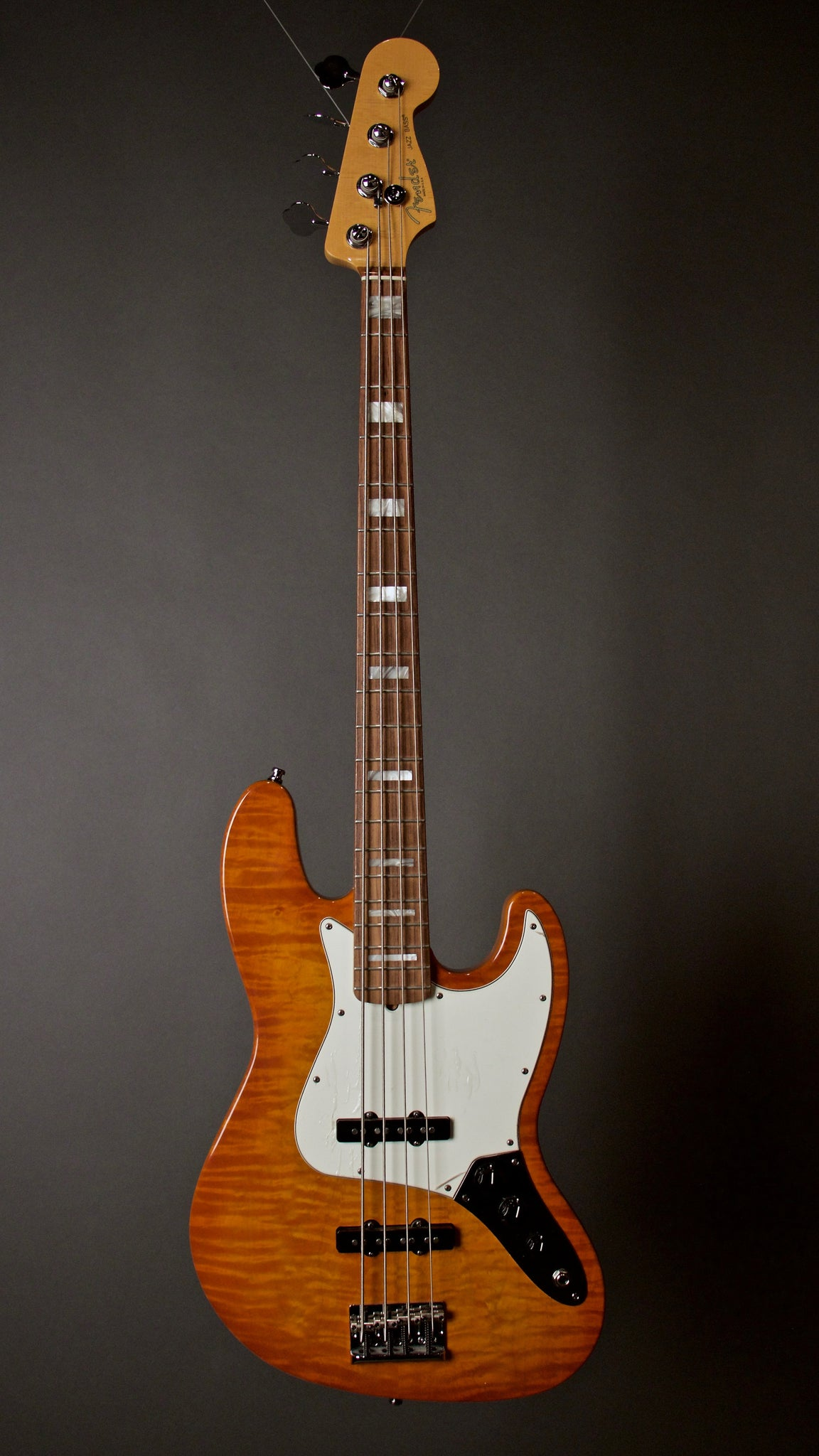 Fender Select Jazz Bass Front