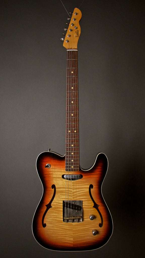 LsL Instruments Soledad Electric Guitar Front