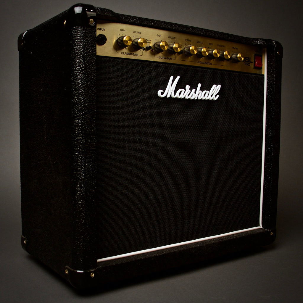 Marshall DSL15C Combo Amp Front