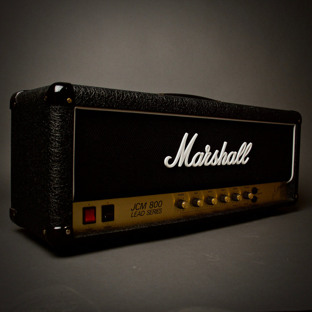 Marshall Vintage Reissue JCM800 Head Amp Front