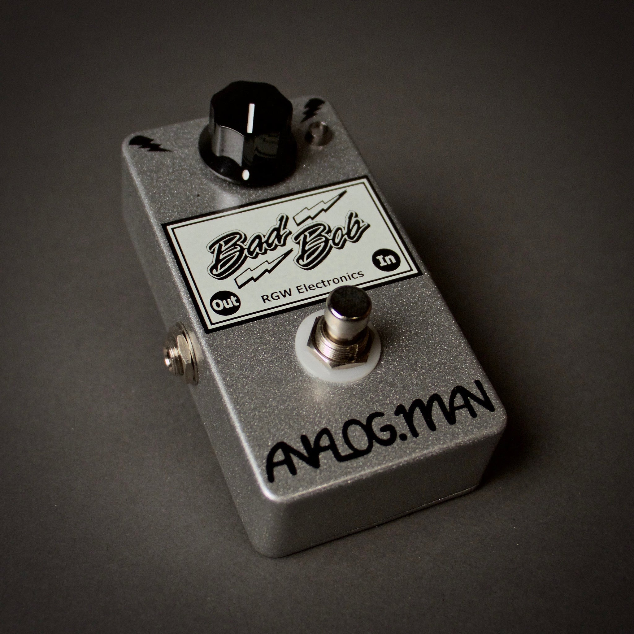 Analogman Bad Bob Boost Guitar Pedal