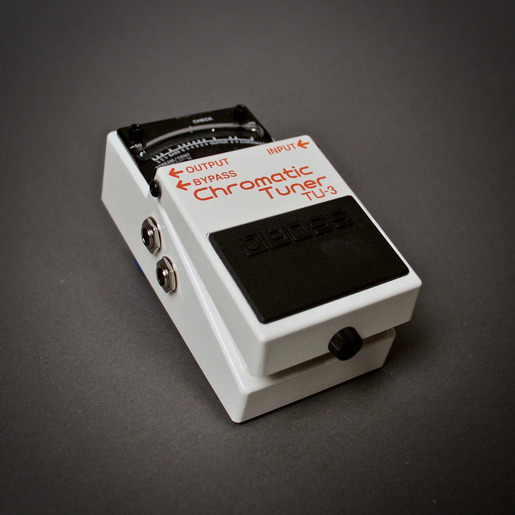 Boss TU-3 Chromatic Tuner Guitar Pedal