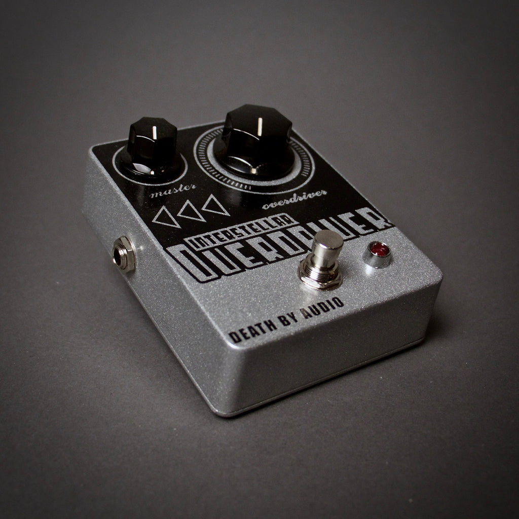 Death By Audio Interstellar Overdriver Guitar Pedal