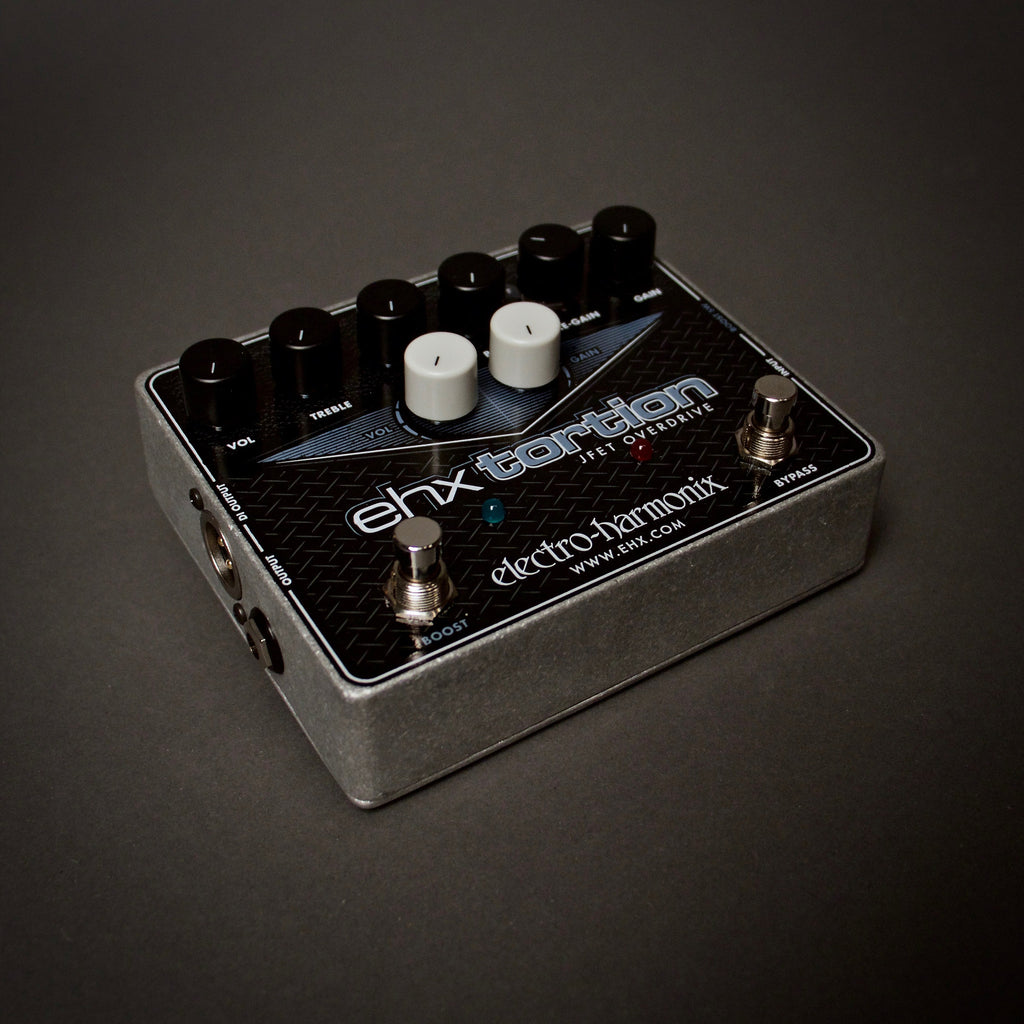 Electro Harmonix EHXtortion Distortion Guitar Pedal