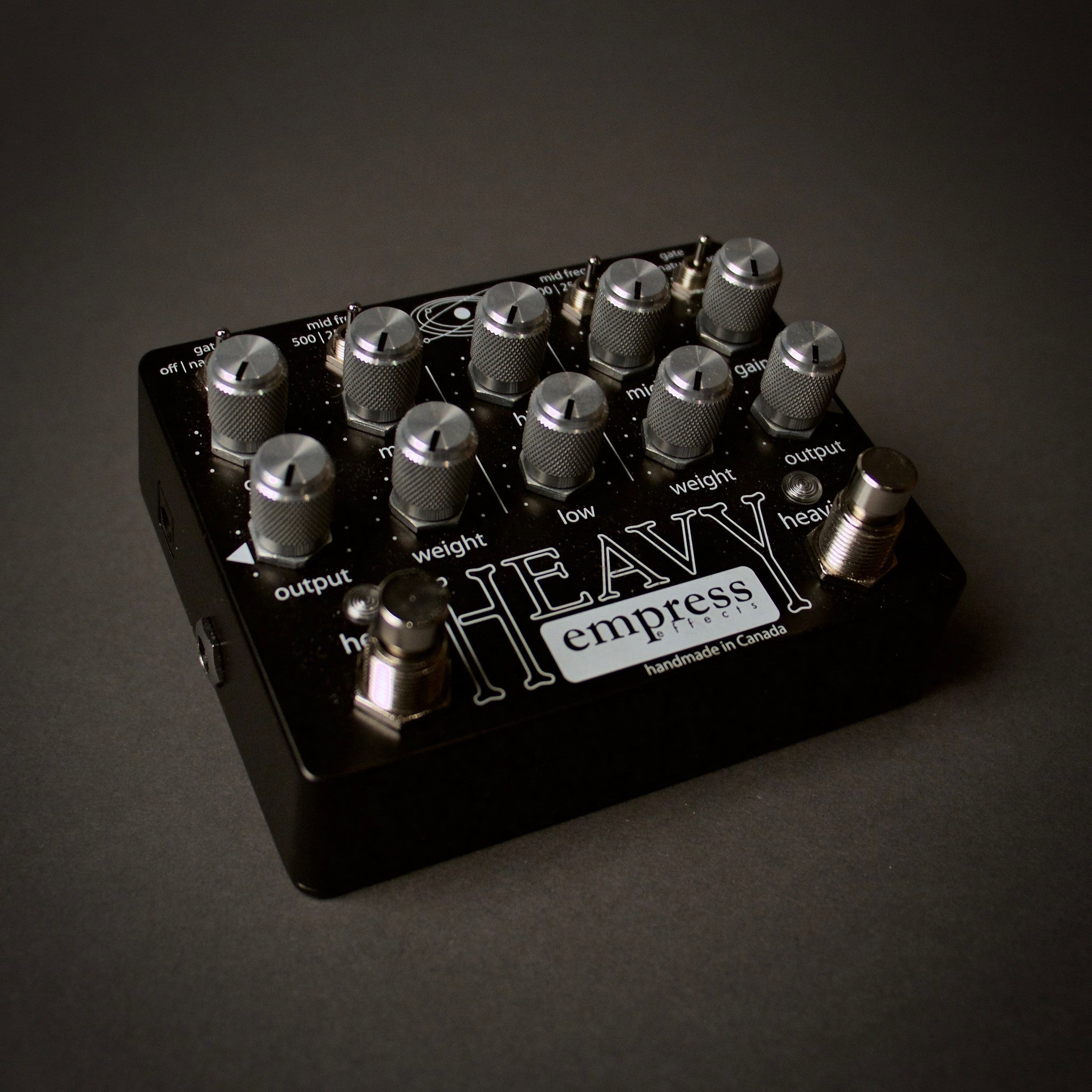 Empress Heavy Distortion Guitar Pedal