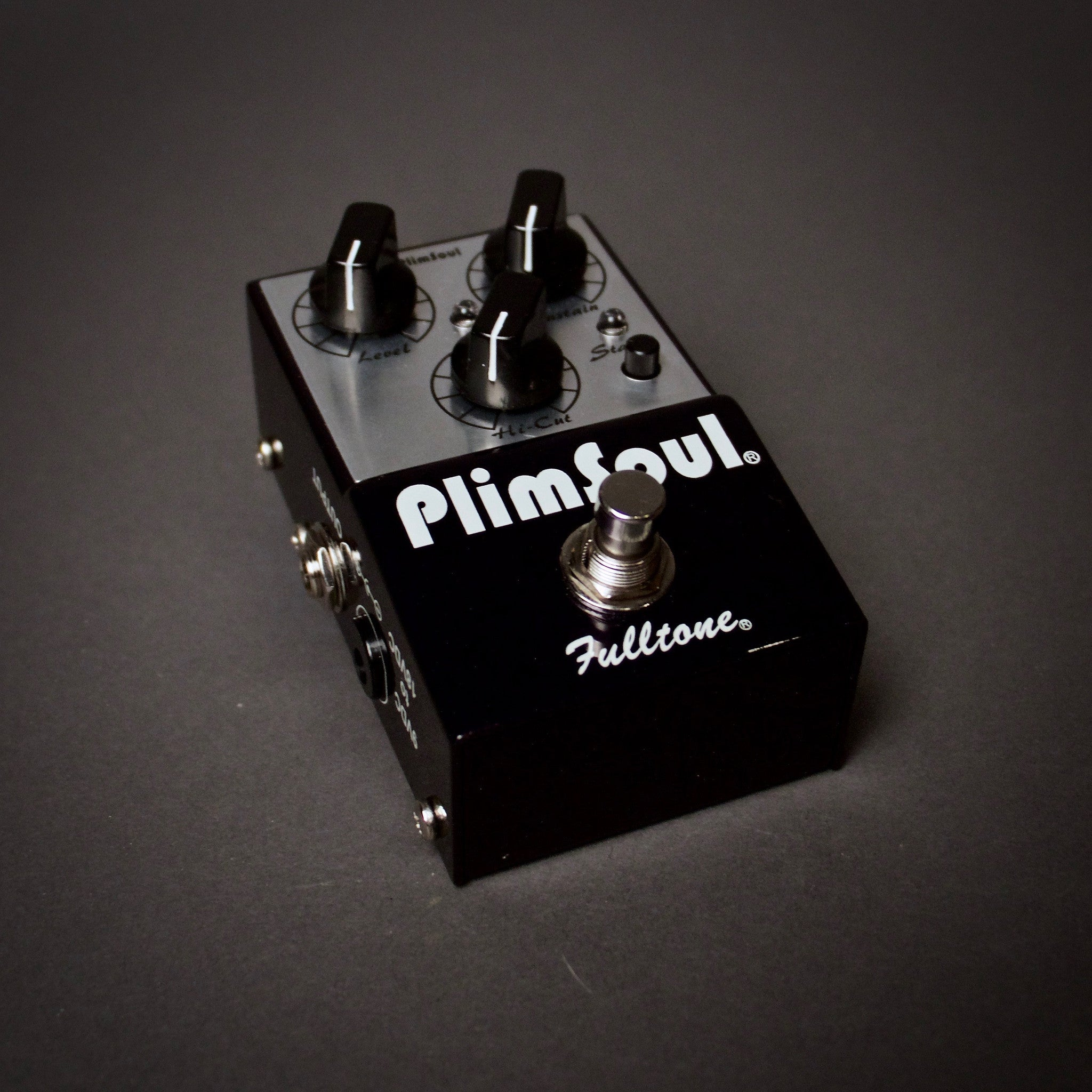 Fulltone PlimSoul Overdrive Distortion Guitar Pedal
