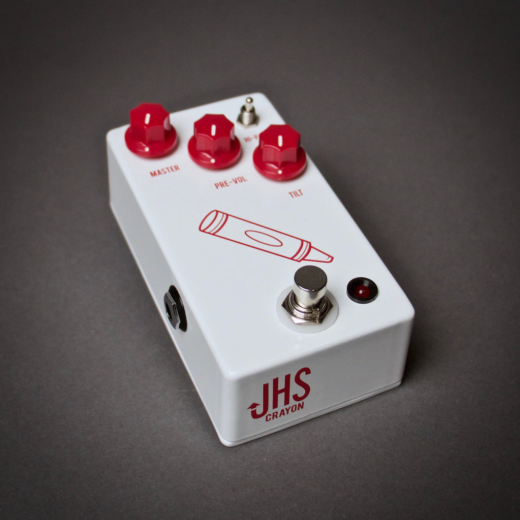 JHS Pedals Crayon Overdrive Fuzz Pedal