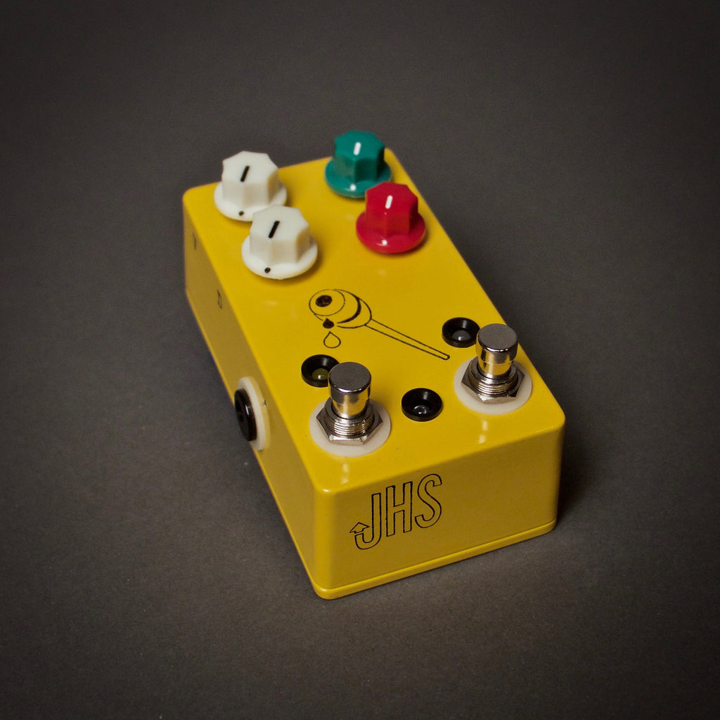 JHS Honeycomb Deluxe Tremolo Guitar Pedal