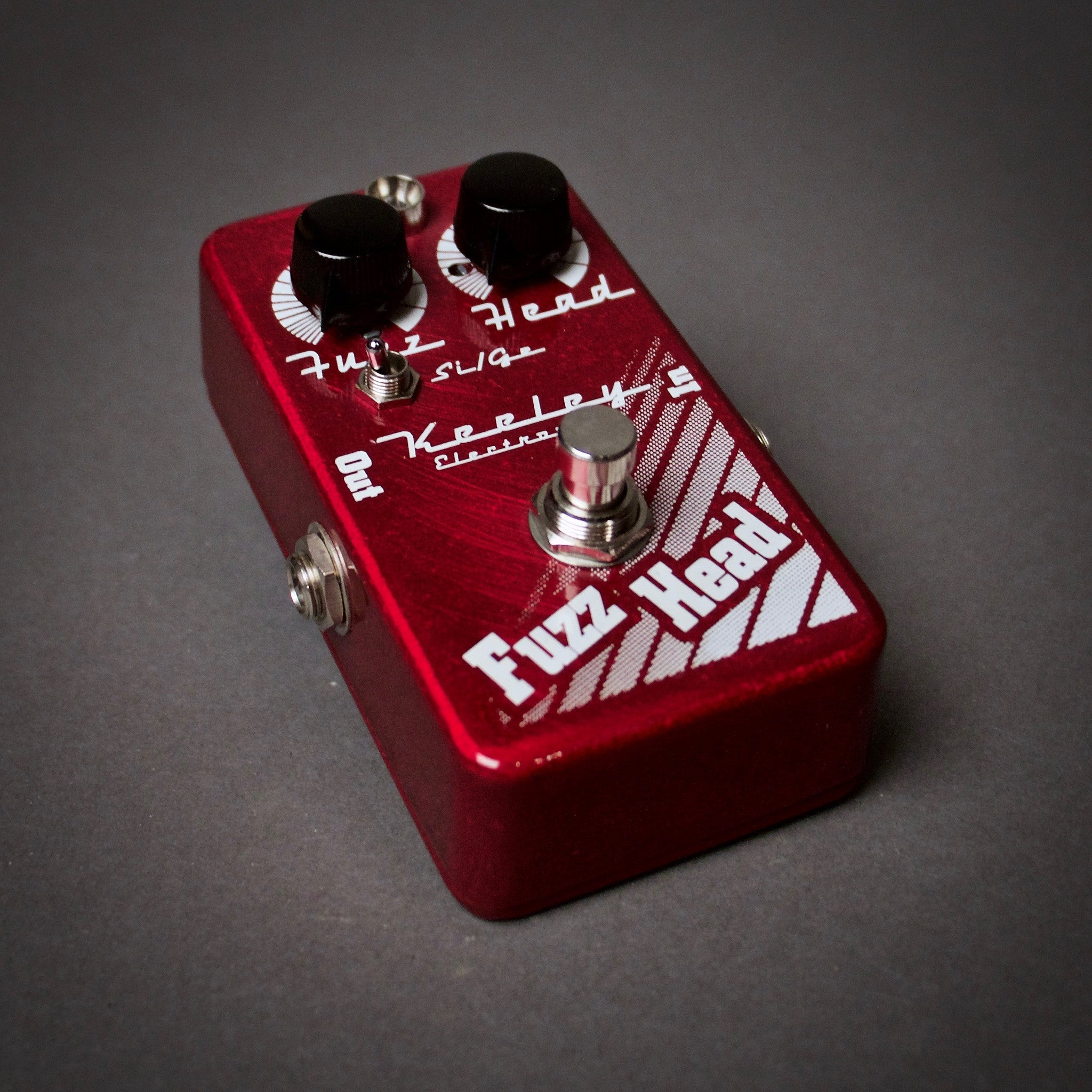 Keeley Fuzz Head Guitar Pedal