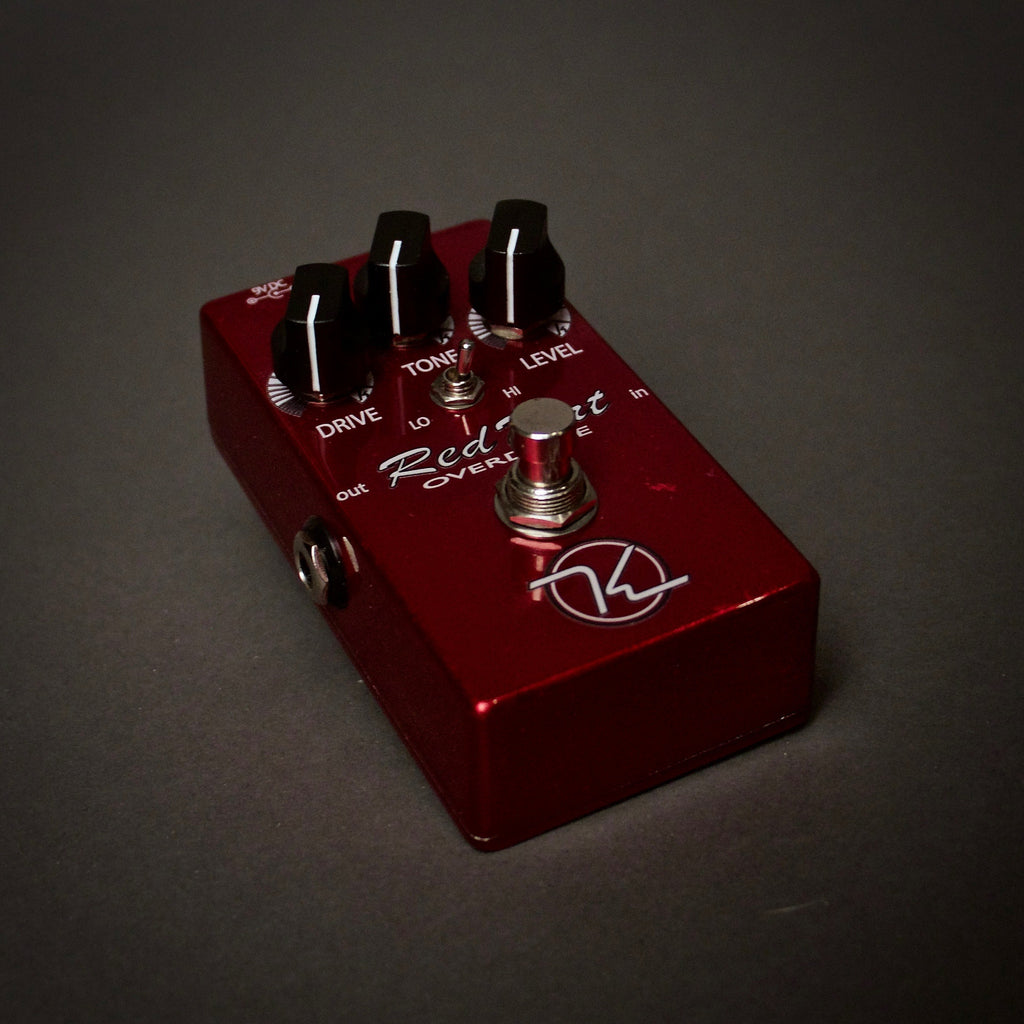 Keeley Red Dirt Overdrive Guitar Pedal