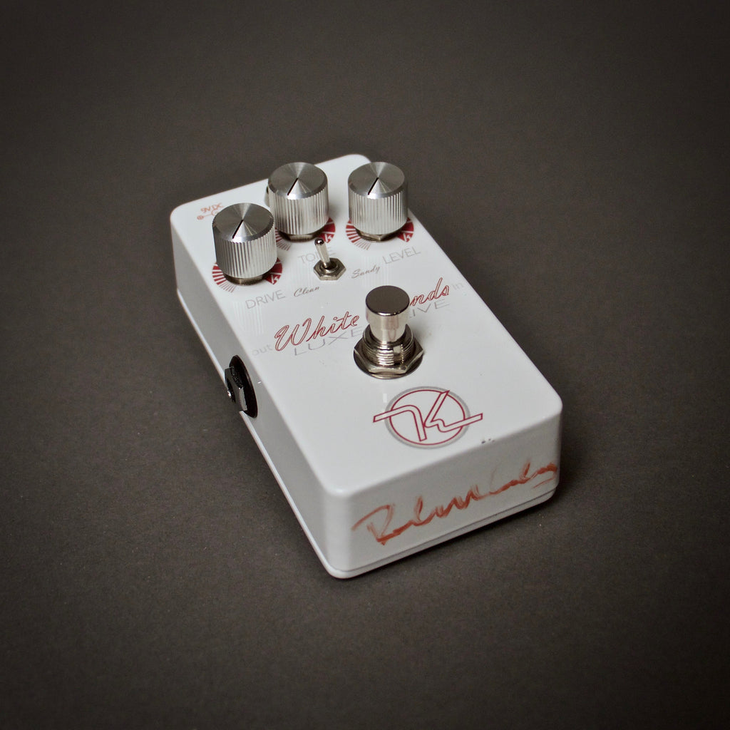 Keeley White Sands Overdrive Guitar Pedal