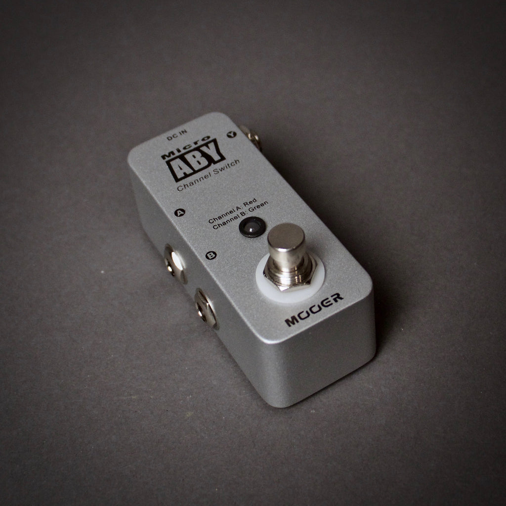 Mooer Micro ABY Guitar Pedal