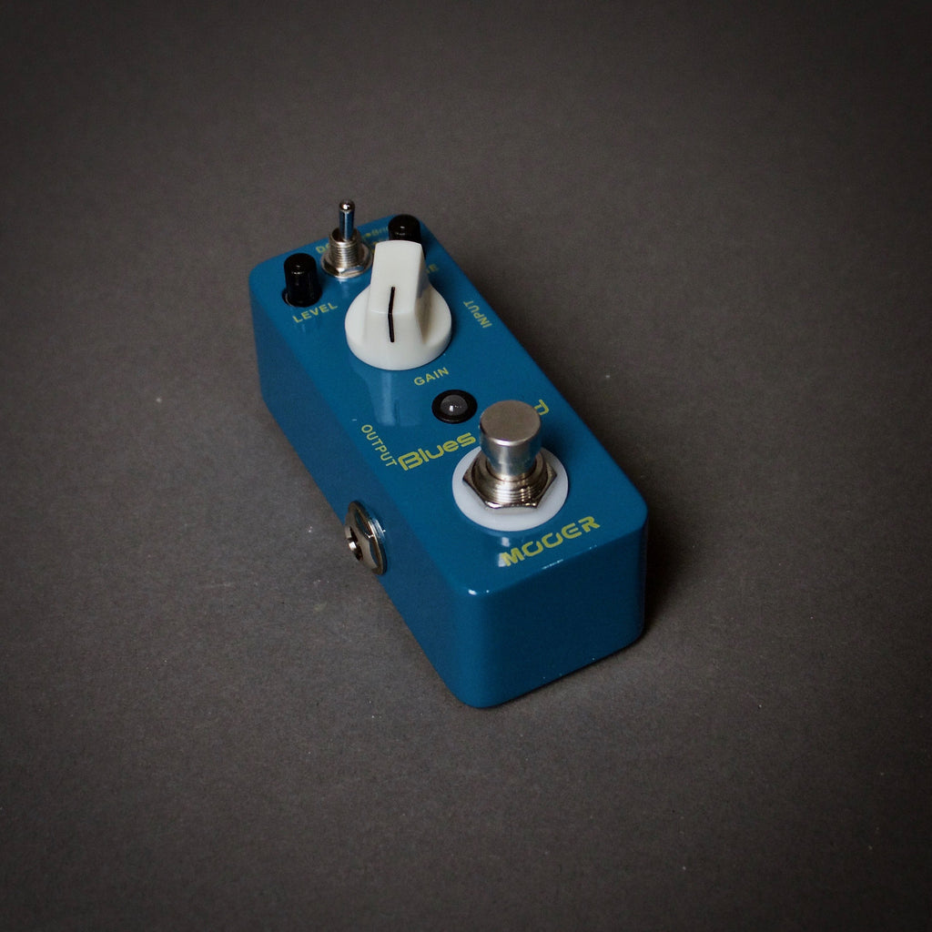 Mooer Blues Mood Overdrive Guitar Pedal