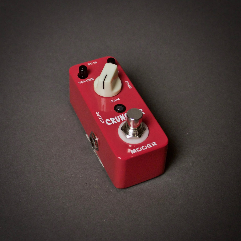Mooer Cruncher Distortion Guitar Pedal