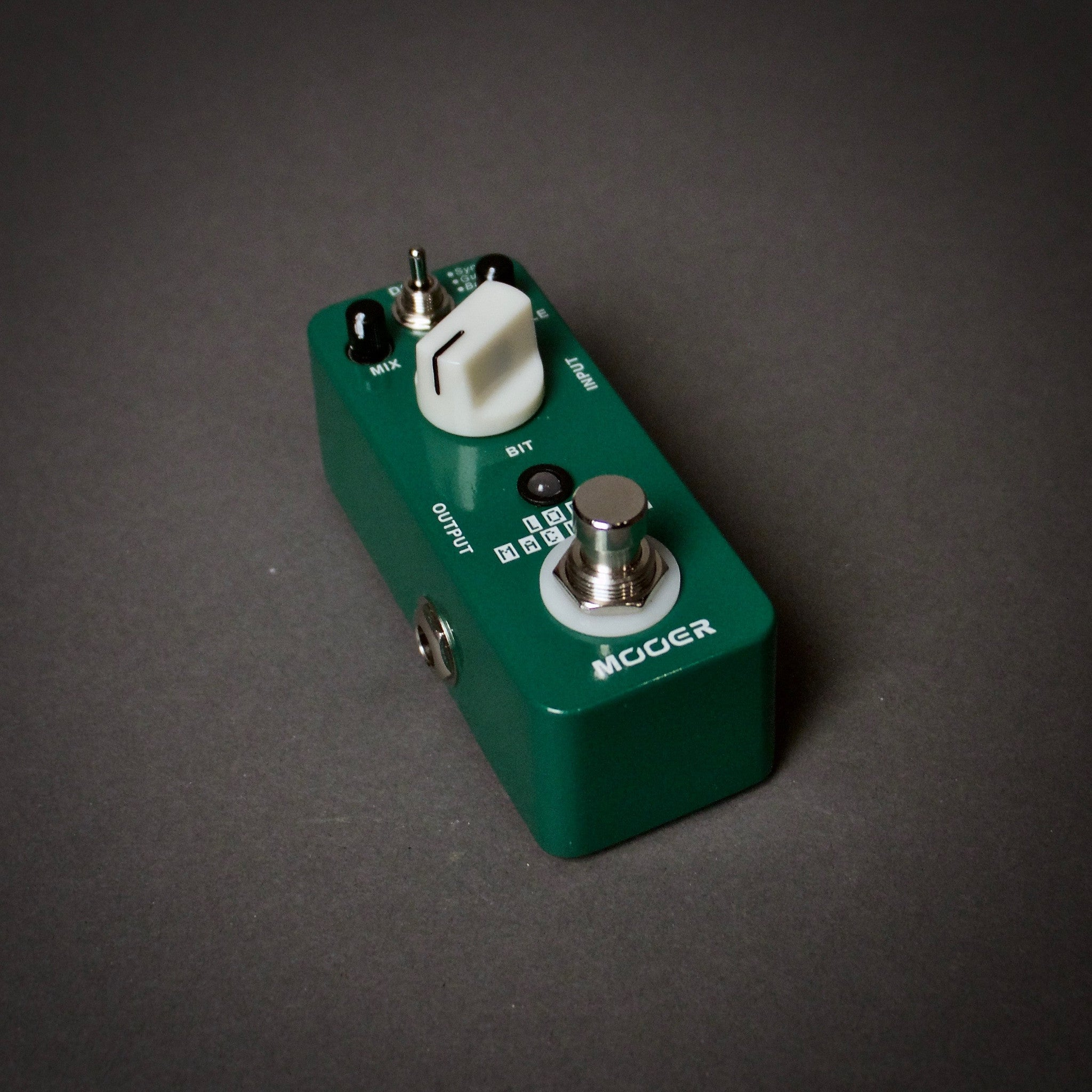 Mooer Lofi Machine Guitar Pedal