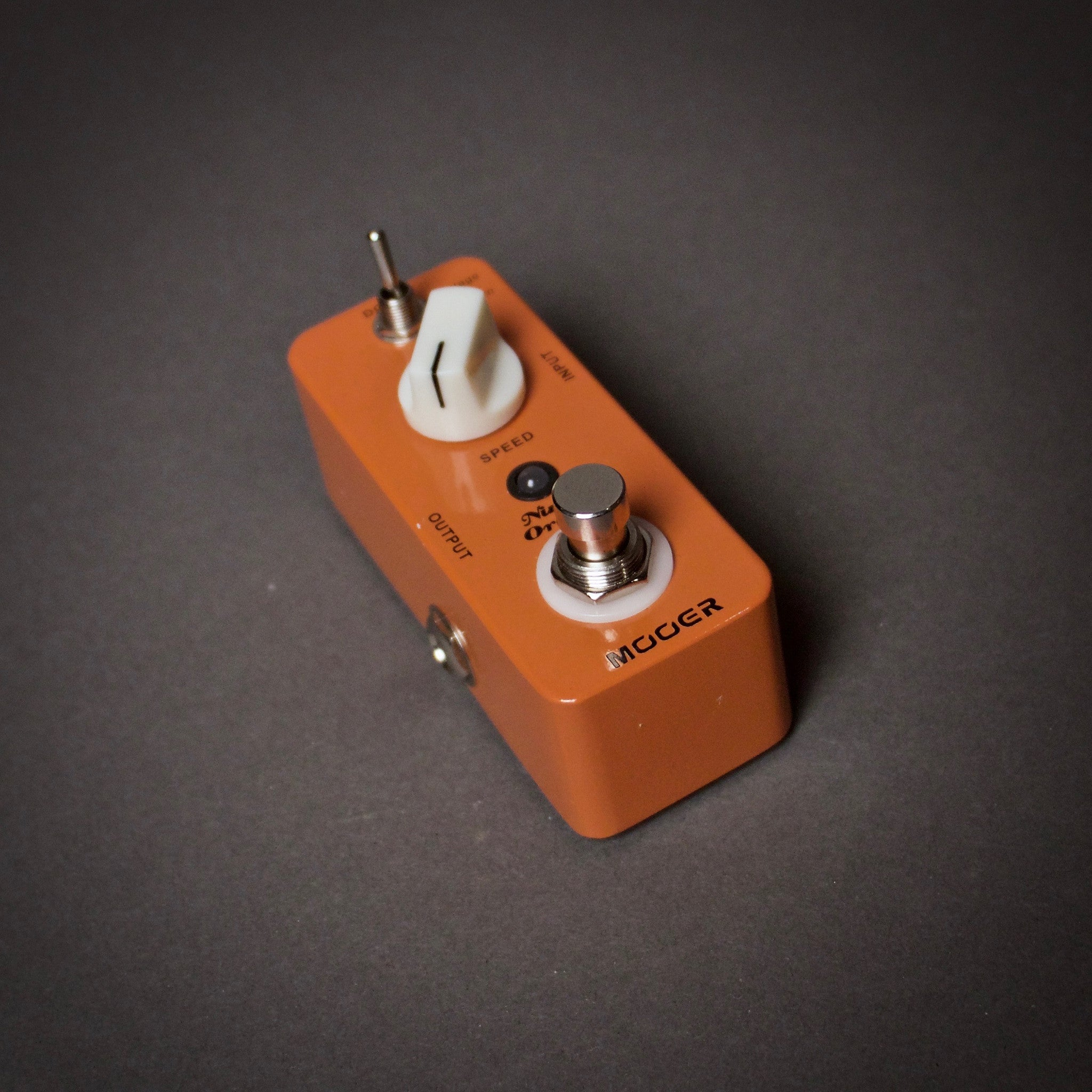 Mooer Ninety Orange Phaser Guitar Pedal