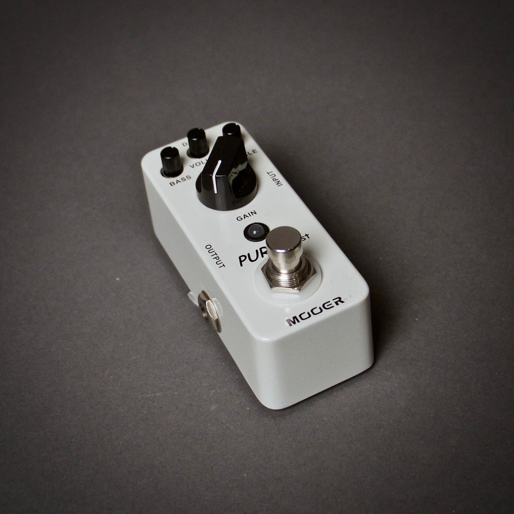 Mooer Pure Boost Guitar Pedal