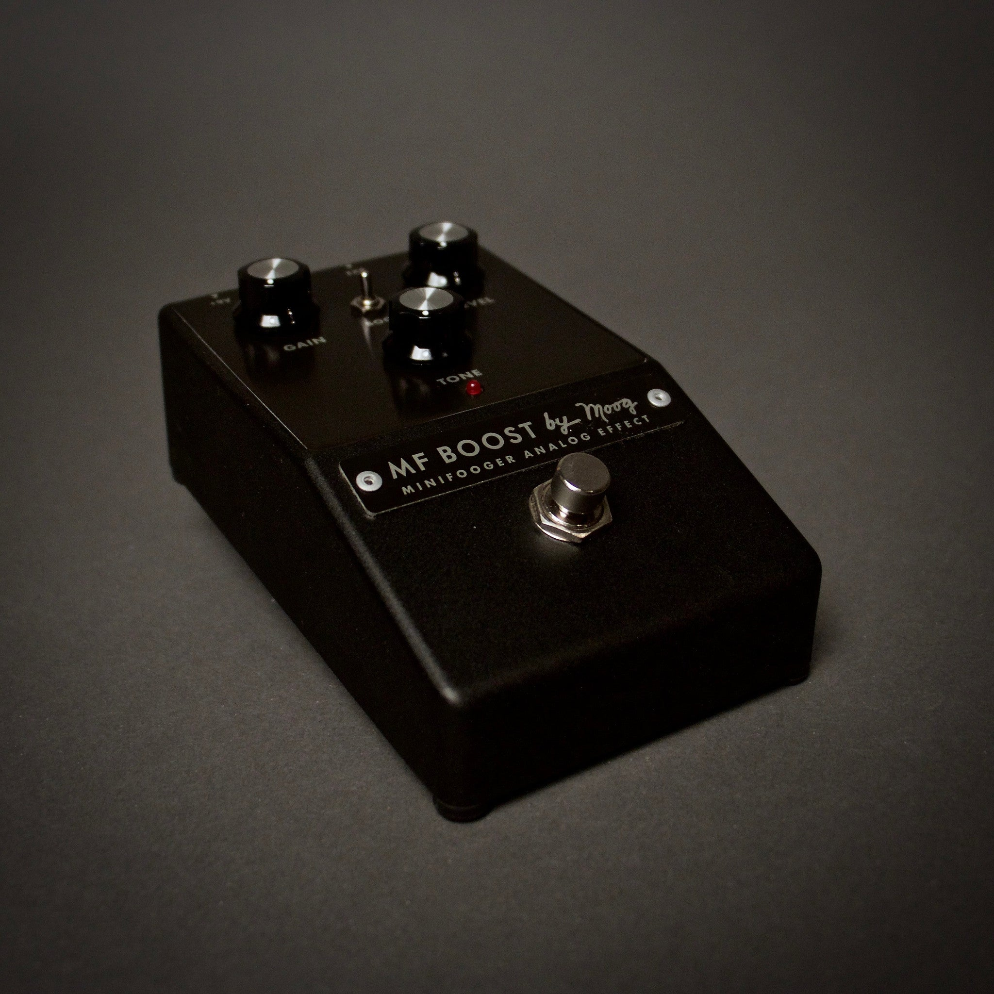 Moog MF Boost Guitar Pedal