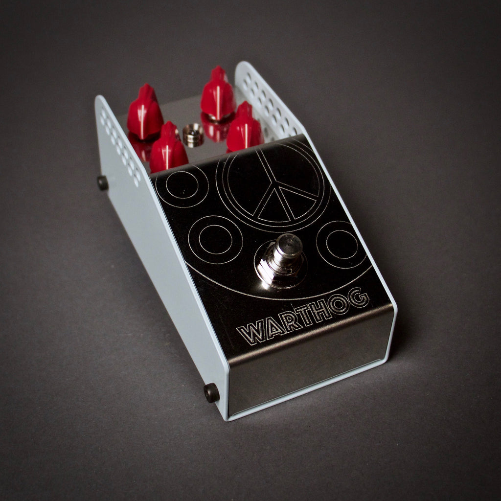 ThorpyFX Warthog Distortion Guitar Pedals