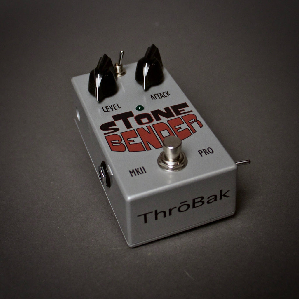 ThroBak Stone Bender Fuzz Guitar Pedal