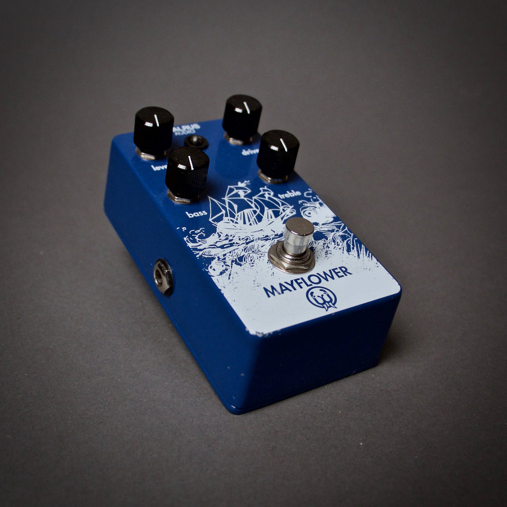 Walrus Audio Mayflower Overdrive Guitar Pedal