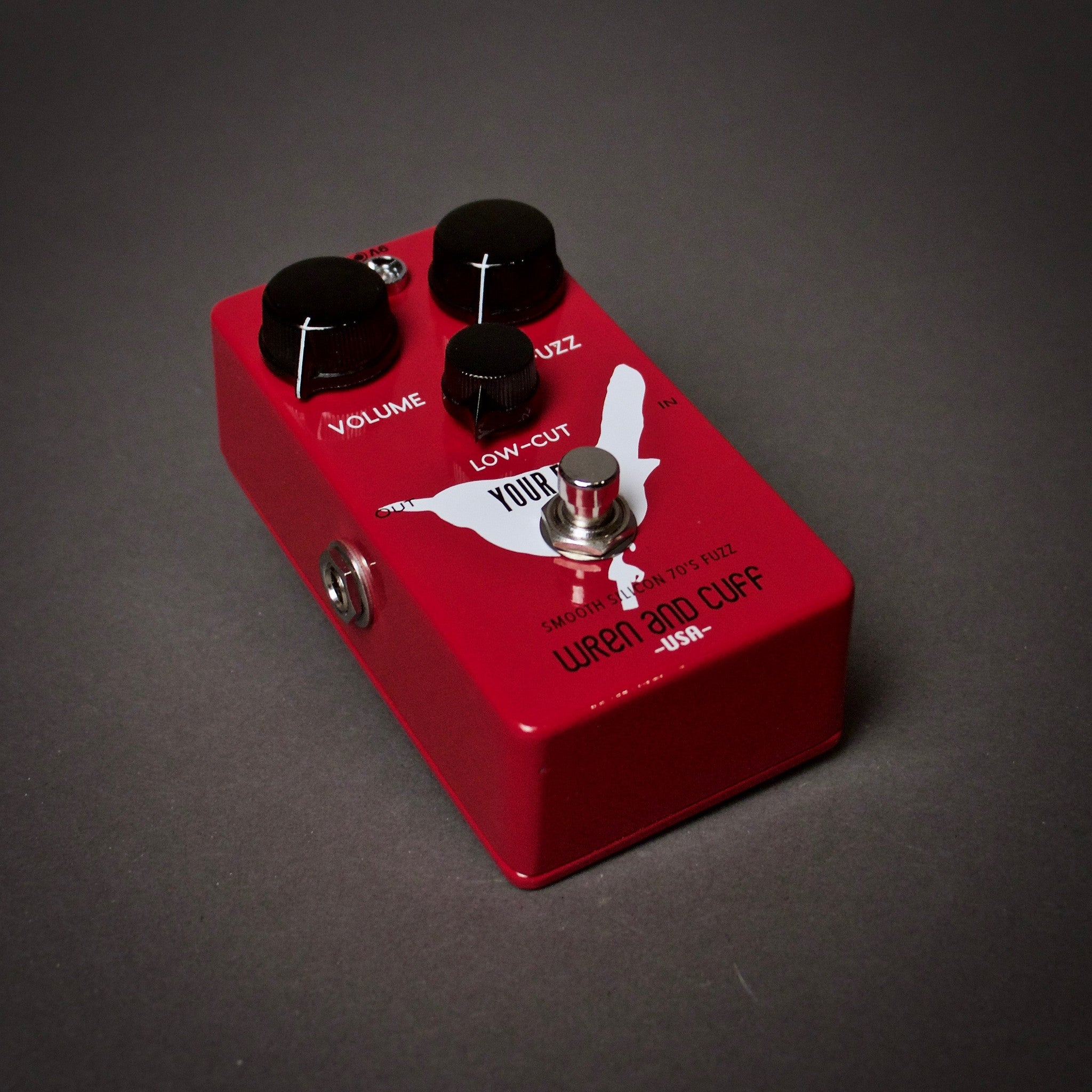 Wren & Cuff Your Face 70's Fuzz Guitar Pedal