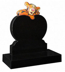 Tigger-Children's Memorials-Mackay's Memorial Headstones