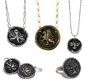 Meaningful jewelry, talisman