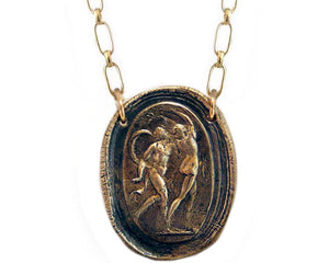 Apollo and Daphne Necklace