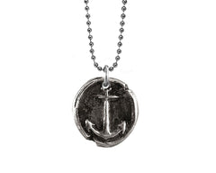 Hope - Anchor Wax Seal
