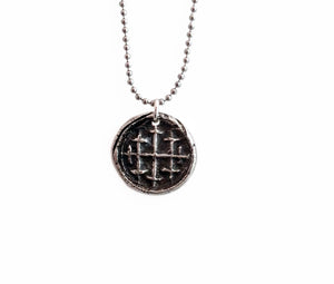 Medieval Jerusalem Cross