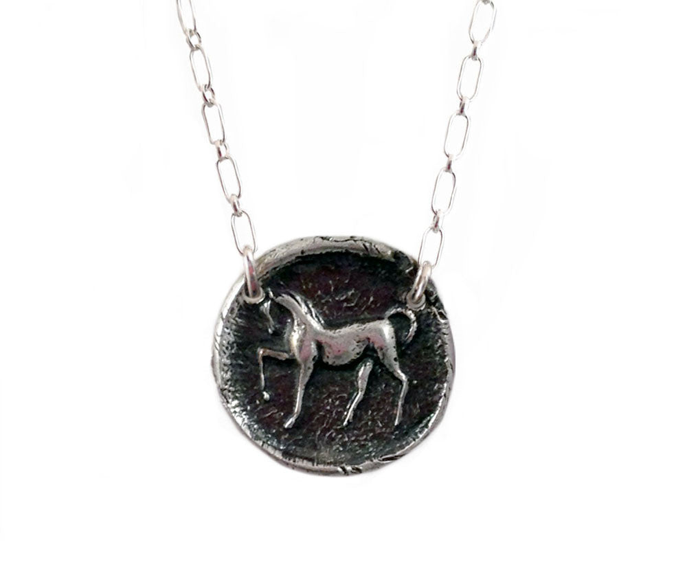 Grand Style - Prancing Horse Necklace