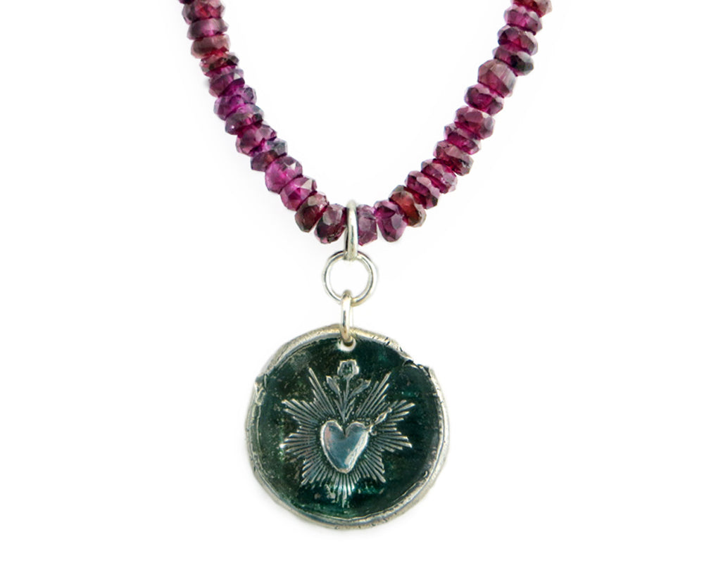 talisman, necklace